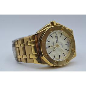 Relógio Masculino Pulso Royal Oak A314 Dourado