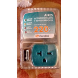 Protector Aires Y Refrigeradores 220v Exceline Enchufable