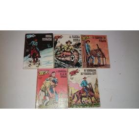 Lote Tex 2 Edicao 5 Volumes: 8,10,14,20 E 21.