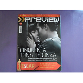 Revista Preview - 50 Tons De Cinza Ed. 65
