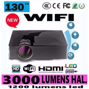 Video Beam Con Wifi 130 Hd Sin Necesidade Cables.