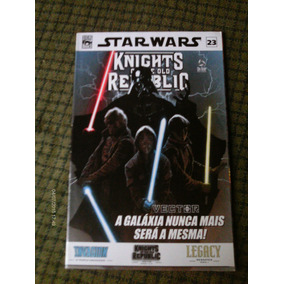 Starwars Knights Of The Old Republic N. 23 On Line Editora