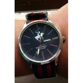 894a5d27654 Relógio Beverly Hills Polo Club - Relógios De Pulso no Mercado Livre ...