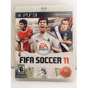 Fifa Soccer 11 Jogo Ps3 Sports Original