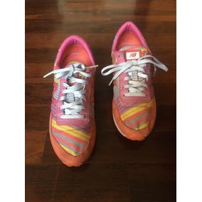 5b61b3e7 Zapato Niwala New Balance - Zapatos New Balance de Mujer, Usado en ...