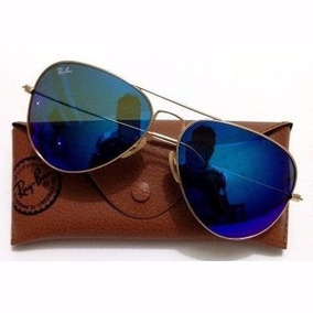 b4f9b22654f21 Ray Ban Top Aviador Espelhado 3025 3026 Original 50%off · R  318 77