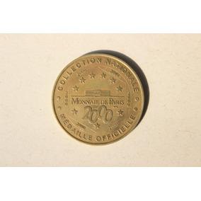 Medalha Monnaie De Paris 2000 Basilique Du Sacré Coeur