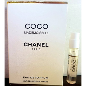 Amostra Chanel Coco Mademoiselle Parfum Chanel 2ml
