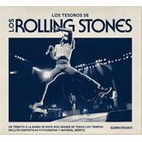 Los Tesoros De Los Rolling Stones - Libro