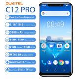 Oukitel C12 Pro 6,18 Android 8,1
