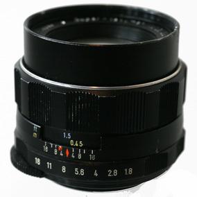 Lente Takumar 55mm 1.8f