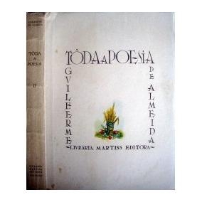 Tôda A Poesia - Tomo V, Livro