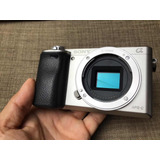 Sony A6000 24 Megapixeles Video Full Hd Color Plata