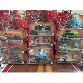 Disney Cars Orig.mattel Kit C/12 Carros Novos Carstoon