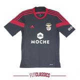 bf7321e7b7 Camisa Futebol Oficial Benfica Portugal 2014 Away adidas P