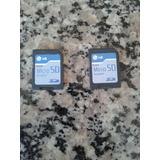 Lote 2 Adaptadores Lg De Cartão De Memória Micro Sd Card