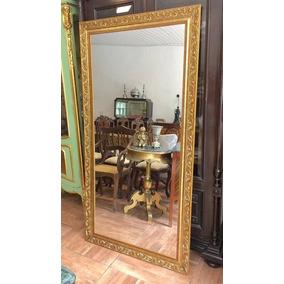 Espelho Grande Em Cristal ( Magnífico )