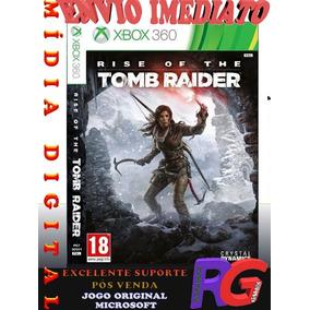 Rise Of The Tomb Raider Xbox360 Roraima Games
