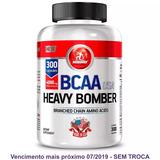 Bcaa Heavy Bomber Usa 300 Caps - Midway (2unidades)
