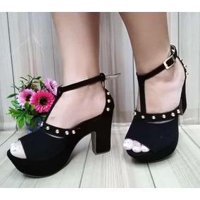 Zapatos Mujer Plataformas Nuevos Sandalias - Zapatos en Mercado ... e0e96f6232cf