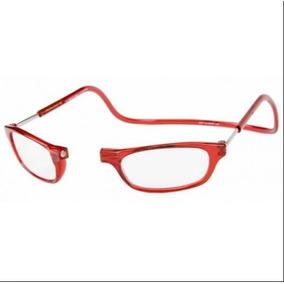 Armacao De Oculo Quadrado Arredondado - Óculos Vermelho no Mercado ... 49b71c0654