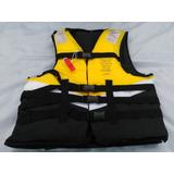 Chaleco Salvavidas Certificados Por La Armada De Chile