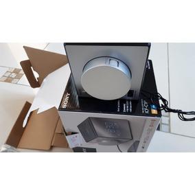973536f40ab Rádio Relógio Sony Com Projetor De Horário! Pronta Entrega.