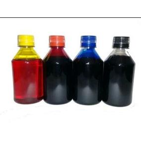 Tinta Similar Para Impressora Hp 662 664 Kit Com 4
