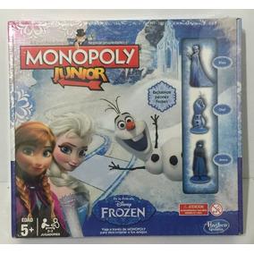 Juego Monopoly Junior Juegos De Mesa En Mercado Libre Argentina