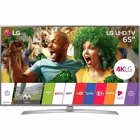 Smart Tv Led 65 Lg 65uj6545 Ultra Hd 4k Conversor Digital