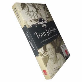 Livro Tom Jobim Histórias De Canções Edição De Luxo
