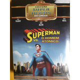Box Superman Vs. O Homem Atomico (2 Dvds)