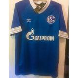 c7378de958 Camisa Oficial Fc Schalke 04 Preta - Camisas de Times de Futebol no ...