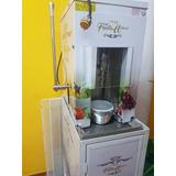 Chaskas Frutas Con Yogurt Congelado