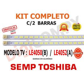 Kit 2 Barras Led Sti Le4050(b) Le40529(a) Lj64-0329a