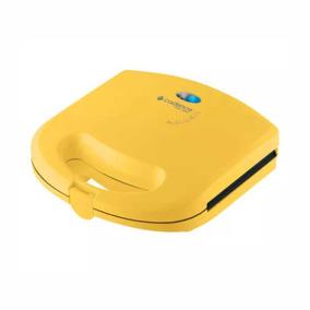 Sanduicheira Cadence Minigrill Colors 220v - Amarelo