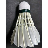 Gallito Badminton 12 Piezas Resistente Pluma Gallitos