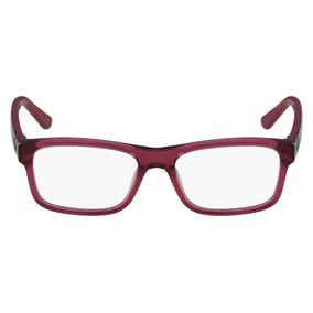 Armacao Oculos Feminino Grau Lacoste - Óculos no Mercado Livre Brasil 7ddce09d32