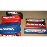 Cartuchera De Herramientas + Cubre Manubrio Acolchado Honda