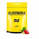Albumina 500gr 83% De Proteína Todos Sabores Naturovos