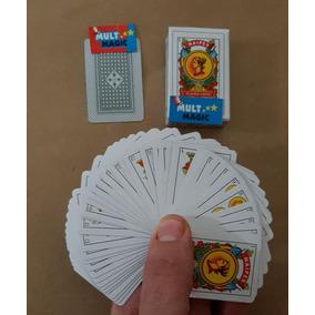 Mini Baralho Cartas Espanhol Místico-truco