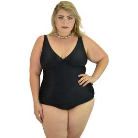 Maiô Cidinha Plus Size - Não Perca