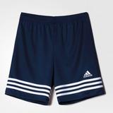 Short adidas Entrada 14y Juvenil Infantil F50642 - 14 - Azul 38e262dcfc6b7