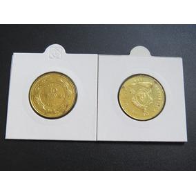 Linda Moeda De Honduras - 10 Centavos Lempira 1999 Fc