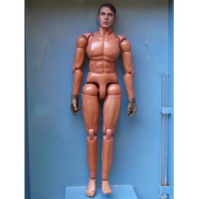 Cabeça Hot Toys Original Chris Evans Capitão América