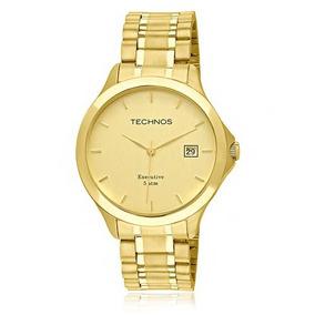 b8f279c1306 Relogio Constantin Navigator Gold Masculino Technos - Relógios De ...