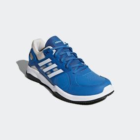 Tenis adidas Duramo 8 Trainer Azul Maxima Comodidad Ly6