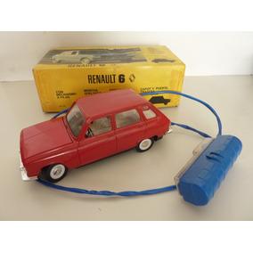 Renault 6 A Control Marca Slj