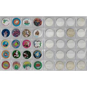 10 Tazos De Várias Coleções