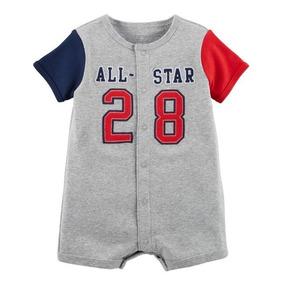 Macacão Carters All Star - Bebês no Mercado Livre Brasil 56e3d2b7347